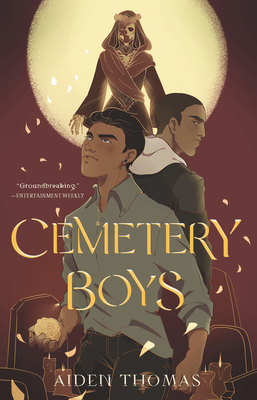 Cemetery Boys Cover Image