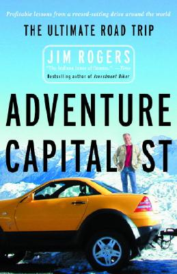 Adventure Capitalist: The Ultimate Road Trip Cover Image
