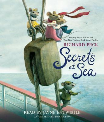 Secrets at Sea Cover Image