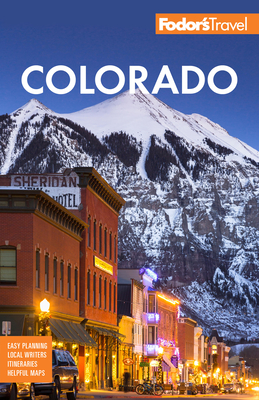 Fodor's Colorado (Full-Color Travel Guide) Cover Image