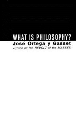 What Is Philosophy? Cover Image