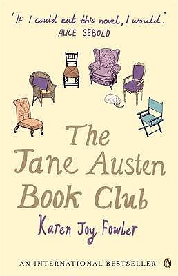 Jane Austen Book Club Cover Image