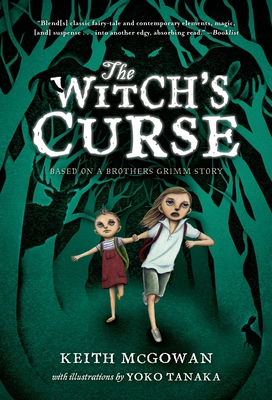The Witch's Curse Cover