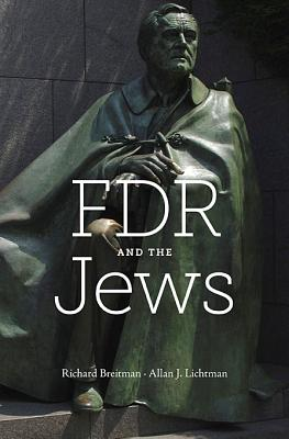 FDR and the Jews Cover