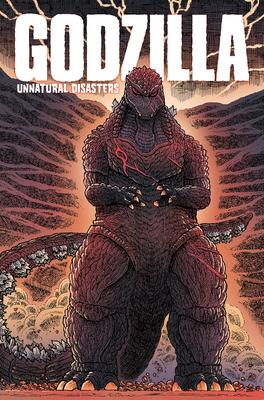 Godzilla: Unnatural Disasters cover
