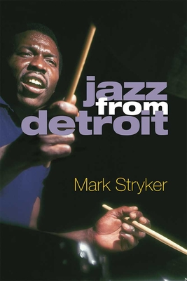 Jazz from Detroit Cover Image
