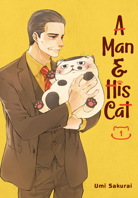 A Man and His Cat 01 Cover Image