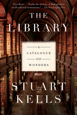 The Library: A Catalogue of Wonders Cover Image