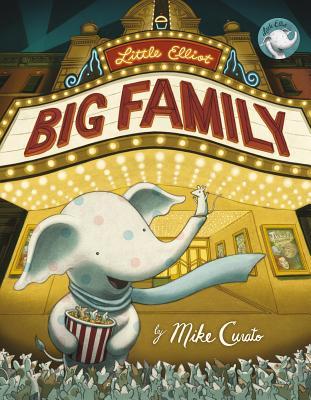 Little Elliot, Big Family Cover