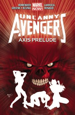 Uncanny Avengers Volume 5 cover image