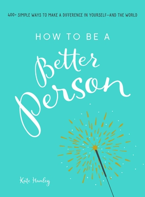 Cover for How to Be a Better Person
