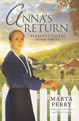 Anna's Return (Pleasant Valley #3) Cover Image