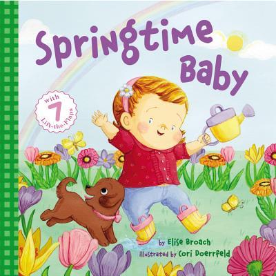 Springtime Baby Cover
