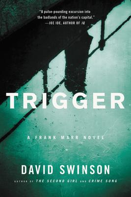 Trigger (Frank Marr #3) Cover Image