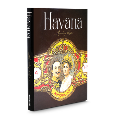 Havana Legendary Cigars Cover Image