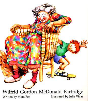 Wilfrid Gordon McDonald Partridge Cover