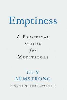 Emptiness: A Practical Guide for Meditators Cover Image