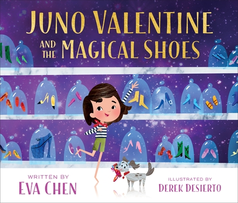 Juno Valentine and the Magical Shoes Cover Image