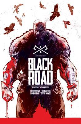 Cover for Black Road Volume 2