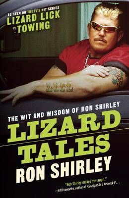 Lizard Tales: The Wit and Wisdom of Ron Shirley Cover Image
