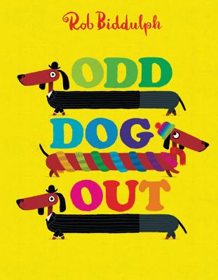 Odd Dog Out Cover Image