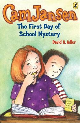 Cam Jansen: the First Day of School Mystery #22 Cover Image