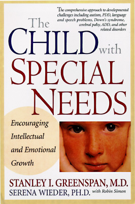 The Child With Special Needs: Encouraging Intellectual and Emotional Growth (A Merloyd Lawrence Book) Cover Image