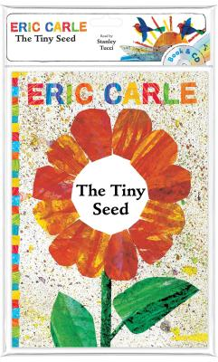 The Tiny Seed: Book & CD (The World of Eric Carle) Cover Image