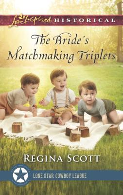 The Bride's Matchmaking Triplets Cover