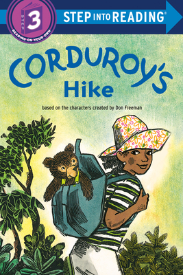 Corduroy's Hike (Step into Reading) Cover Image