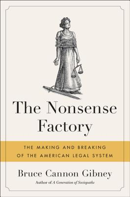 Cover for The Nonsense Factory