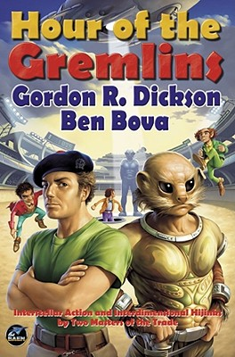 Hour of the Gremlins Cover Image