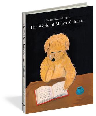 The World of Maira Kalman Engagement Calendar 2021 Cover Image