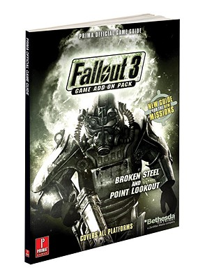 Fallout 3 Game Add-On Pack - Broken Steel and Point Lookout Cover