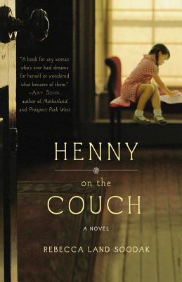 Henny on the Couch Cover