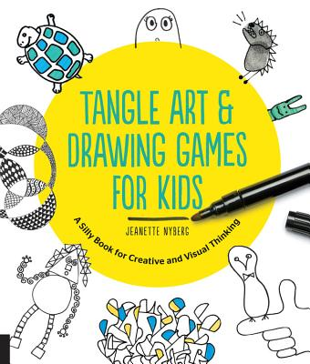 Tangle Art and Drawing Games for Kids Cover