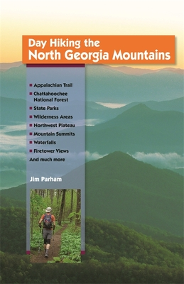 Day Hiking the North Georgia Mountains Cover Image