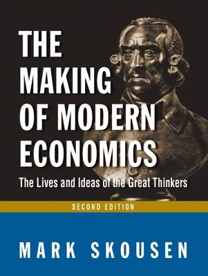 The Making of Modern Economics Cover
