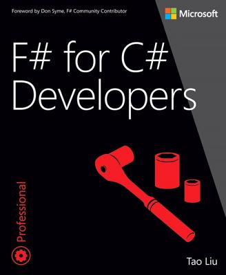 F# for C# Developers Cover Image