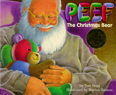Peef the Christmas Bear Cover