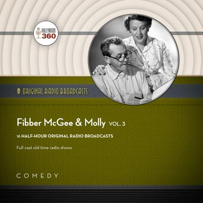 Fibber McGee & Molly, Vol. 3 Cover Image