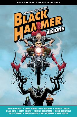 Black Hammer: Visions Volume 1 Cover Image