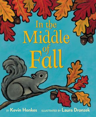 In the Middle of Fall Board Book Cover Image