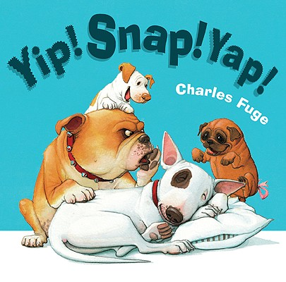 Yip! Snap! Yap! Cover