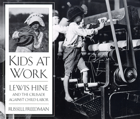 Cover for Kids at Work