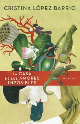 La Casa de los Amores Imposibles Cover