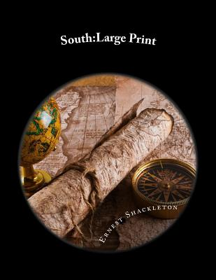 South: Large Print Cover Image