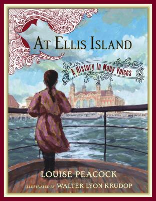 At Ellis Island Cover
