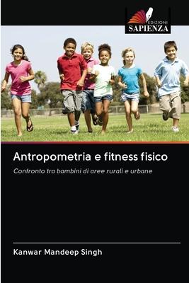 Antropometria e fitness fisico Cover Image