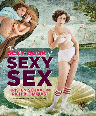 The Sexy Book of Sexy Sex Cover